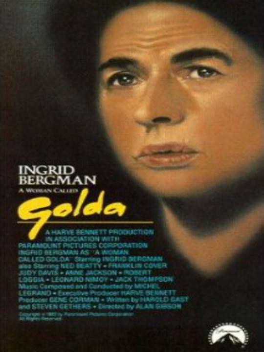 Golda : Poster