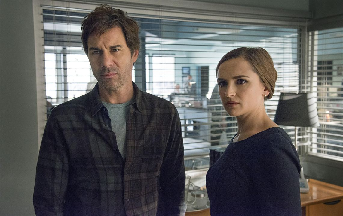 Foto Eric McCormack, Rachael Leigh Cook