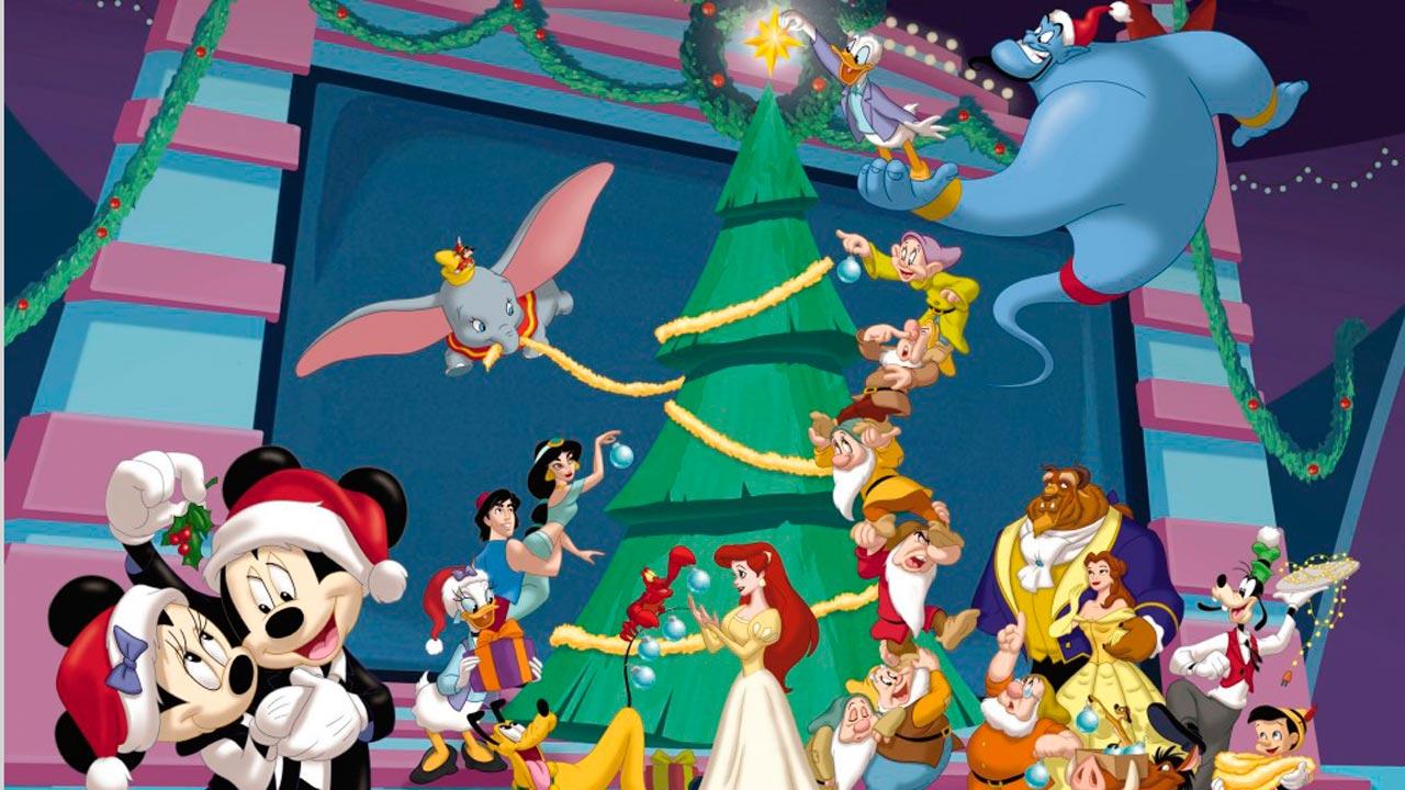 O Natal Mágico do Mickey - Nevou na Casa do Mickey : Foto