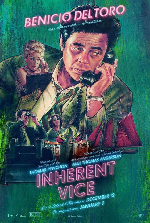 Vício Inerente : Poster