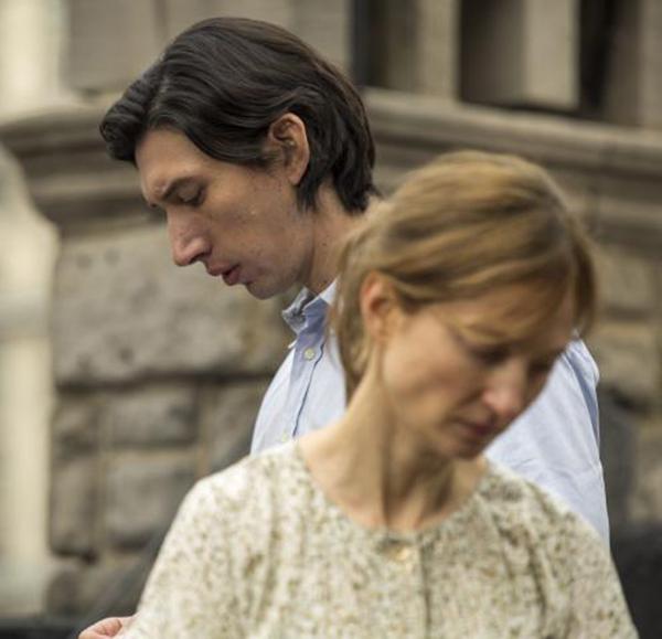 Corações Famintos: Alba Rohrwacher, Adam Driver