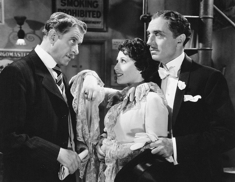 Ziegfeld – O Criador de Estrelas : Foto Luise Rainer, Reginald Owen, William Powell