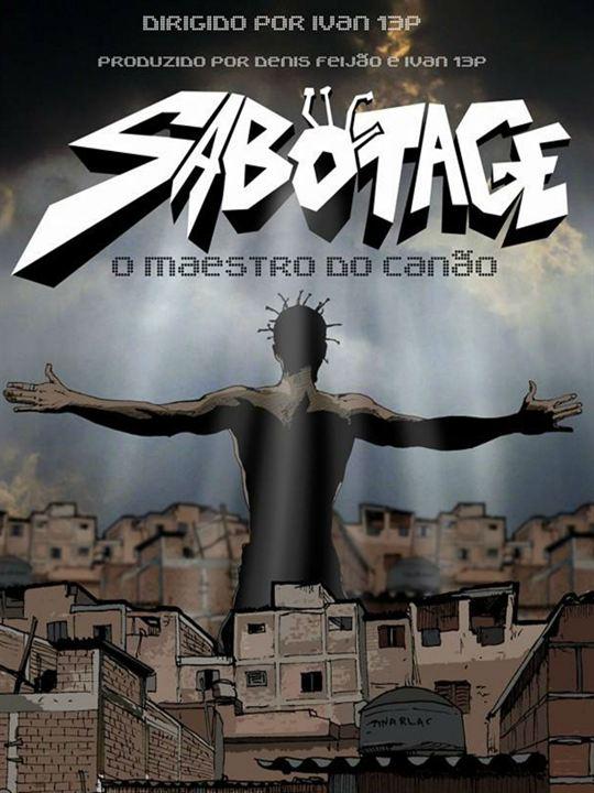 Sabotage: Maestro do Canão : Poster