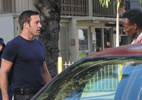 Foto Alex O'Loughlin, Darrell Lake
