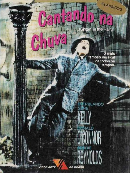 Cantando na Chuva : Poster
