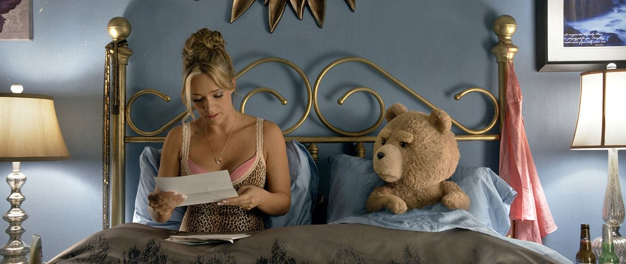 Ted 2 : Foto Jessica Barth