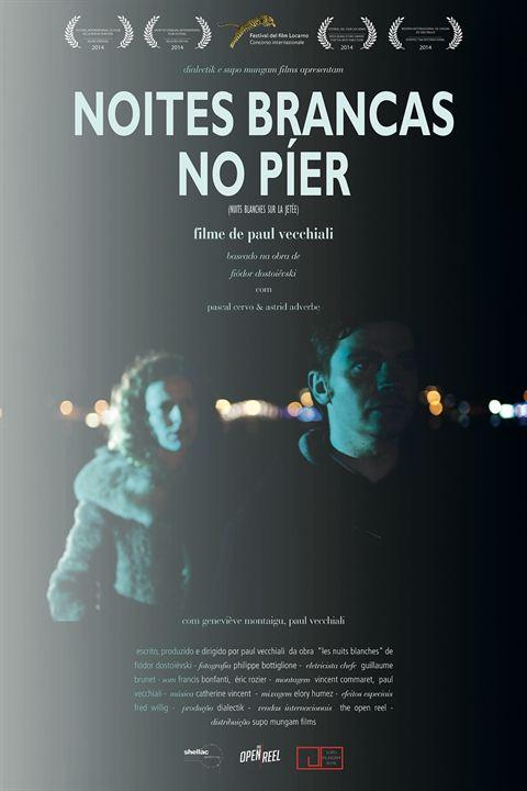Noites Brancas no Píer : Poster