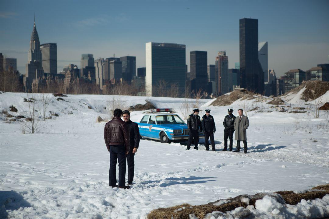 O Ano Mais Violento: Oscar Isaac