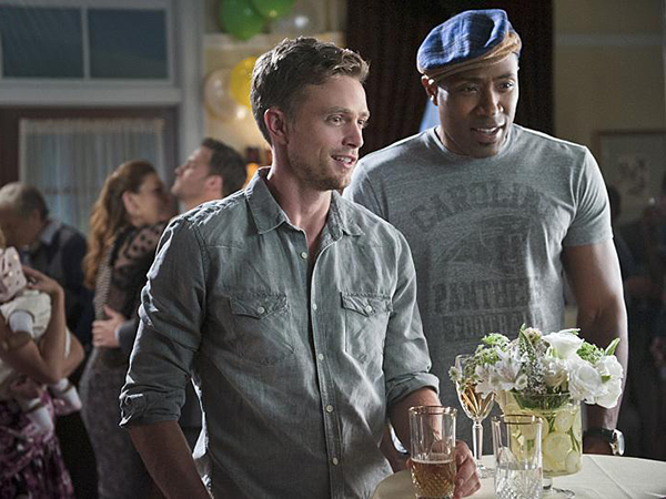 Foto Cress Williams, Wilson Bethel