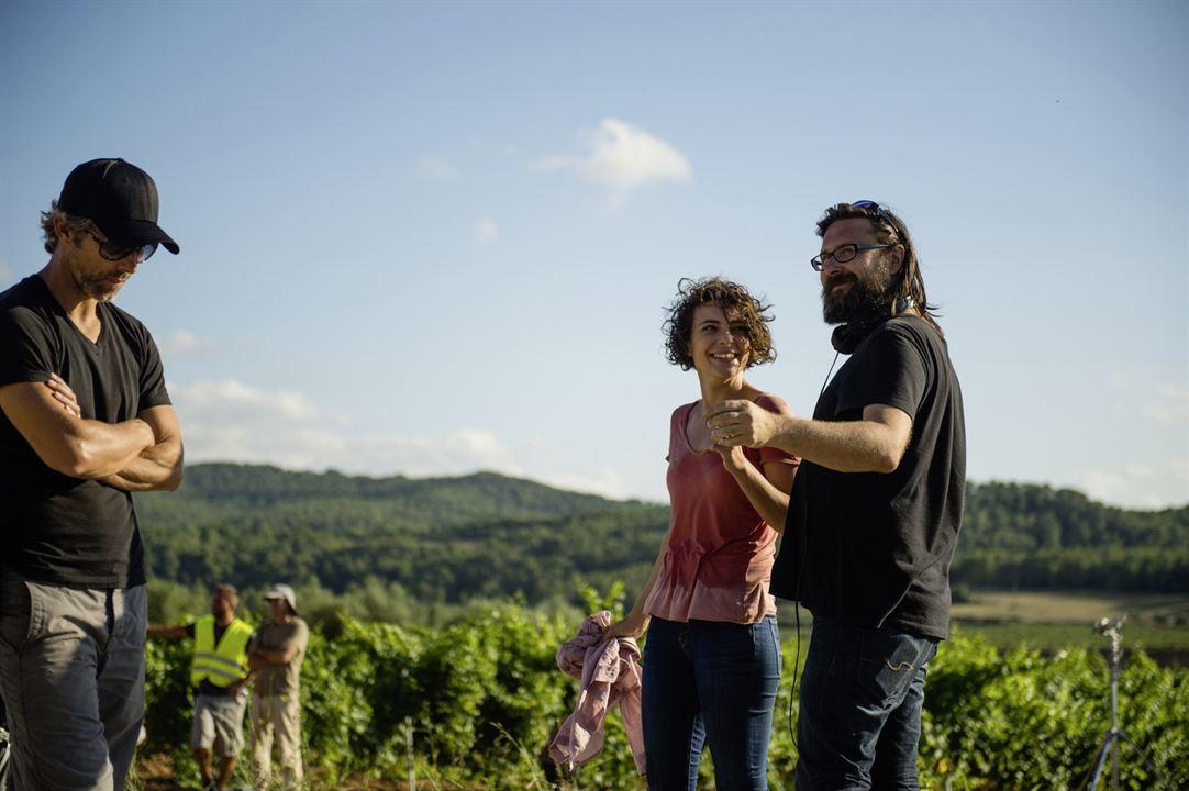 O Franco-Atirador : Foto Jasmine Trinca, Pierre Morel