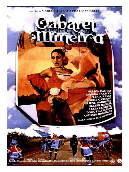 Cabaret Mineiro : Poster