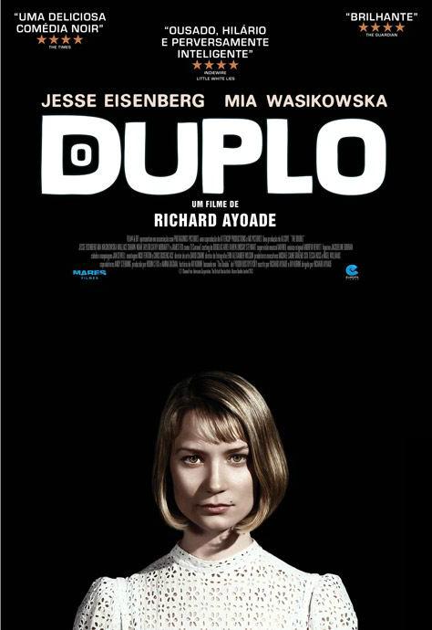O Duplo : Poster