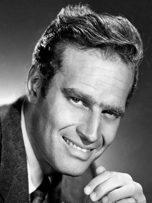 Poster Charlton Heston