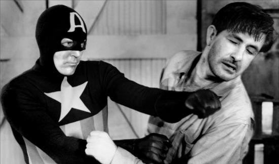 Capitão América : Foto