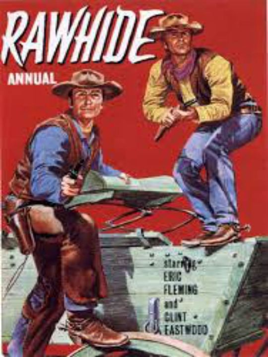 Rawhide : Poster