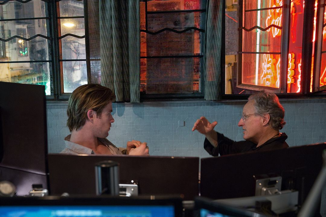 Hacker : Foto Chris Hemsworth, Michael Mann