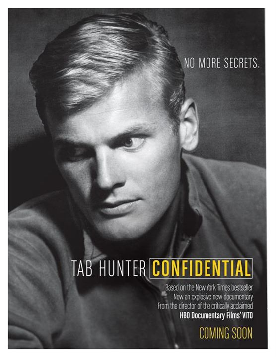 Tab Hunter - Confidencial : Poster
