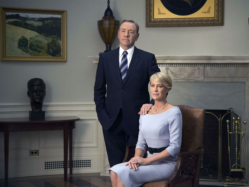 Foto Kevin Spacey, Robin Wright