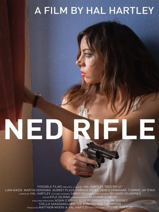 Ned Rifle : Poster