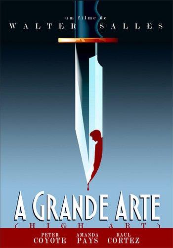 A Grande Arte : Poster