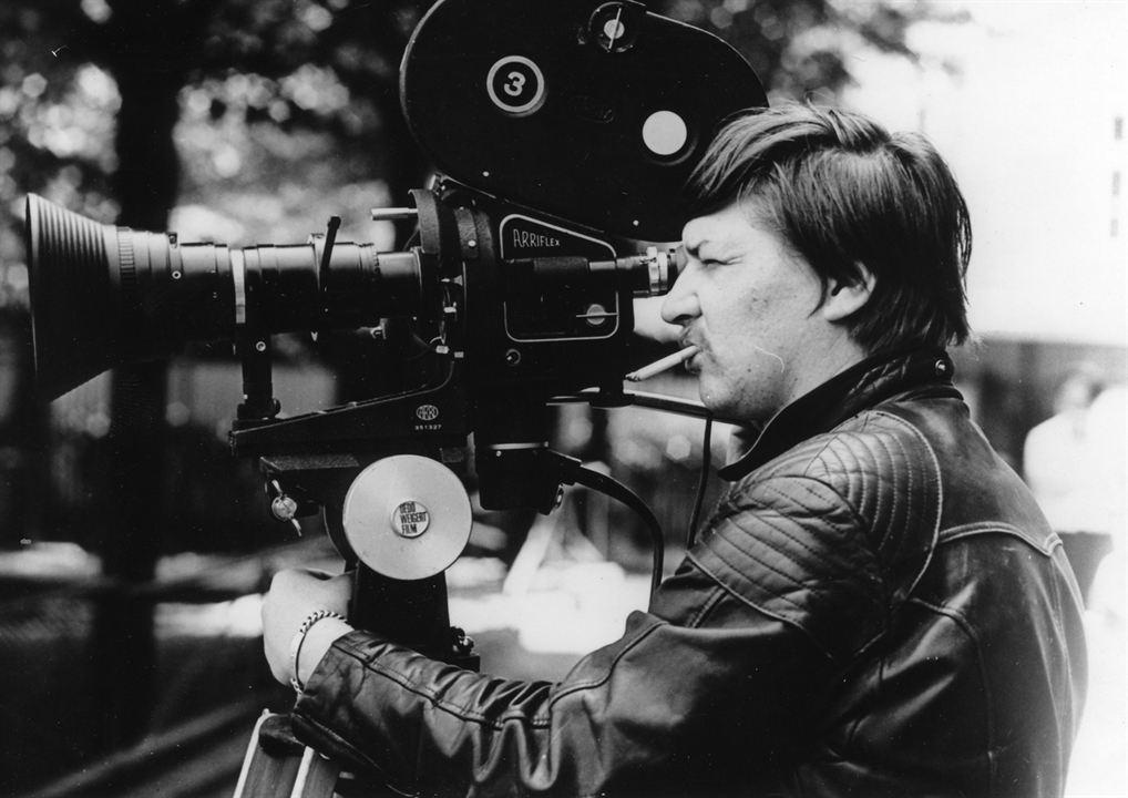 Fassbinder : Foto Rainer Werner Fassbinder