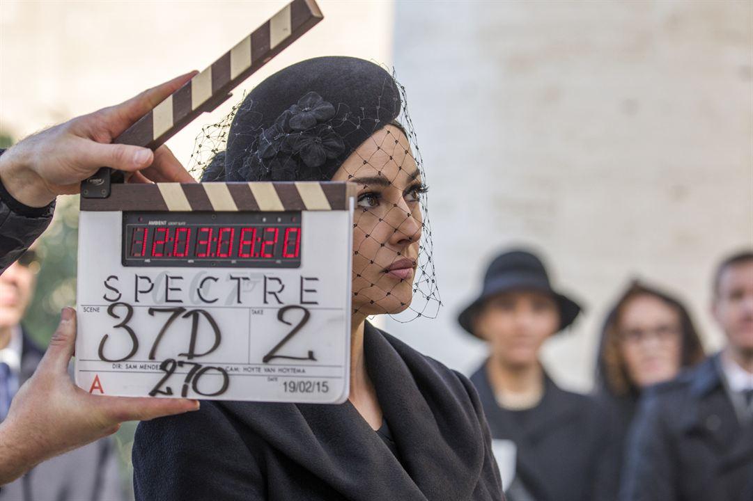 007 Contra Spectre : Foto Monica Bellucci