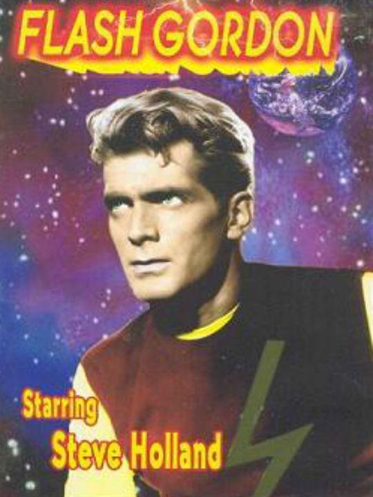 Flash Gordon (1954) : Poster
