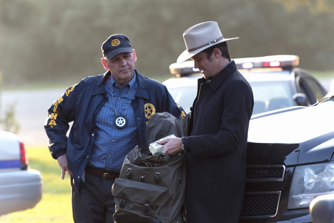 Foto Nick Searcy, Timothy Olyphant