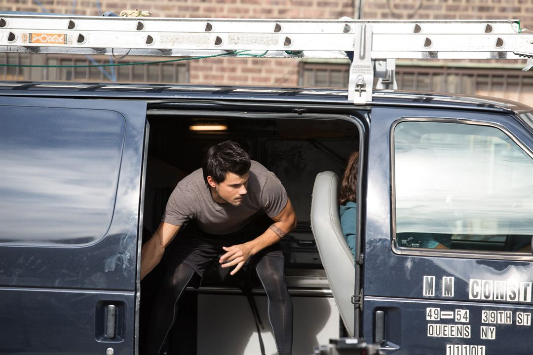 Tracers : Foto Taylor Lautner