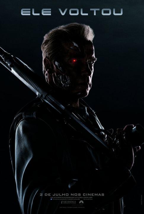 O Exterminador do Futuro: Gênesis : Poster