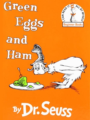 Green Eggs and Ham : Poster