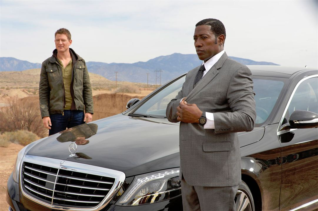 Foto Philip Winchester, Wesley Snipes