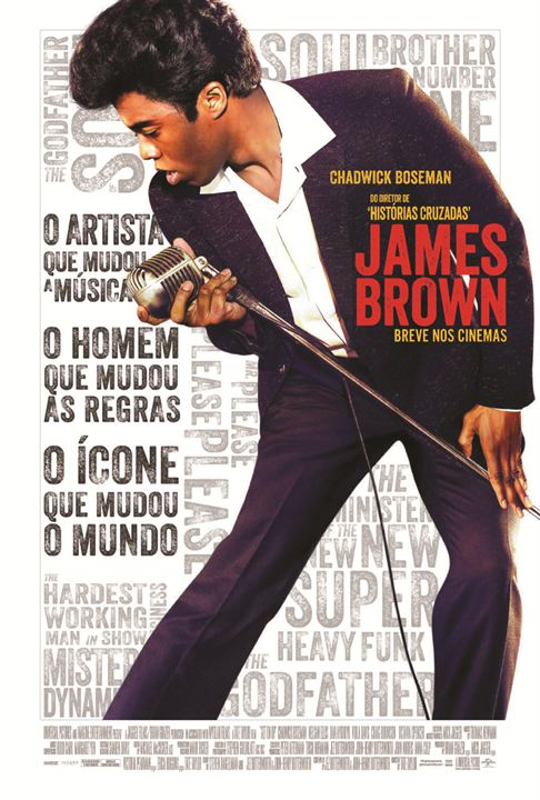 James Brown : Poster