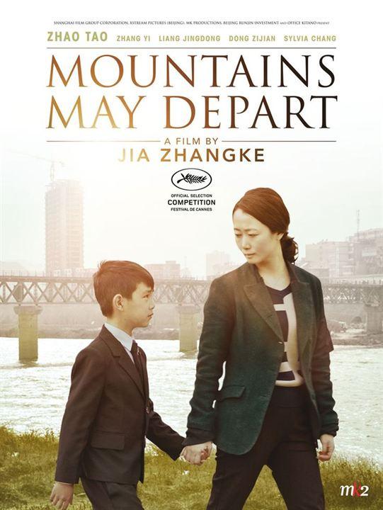 As Montanhas Se Separam : Poster