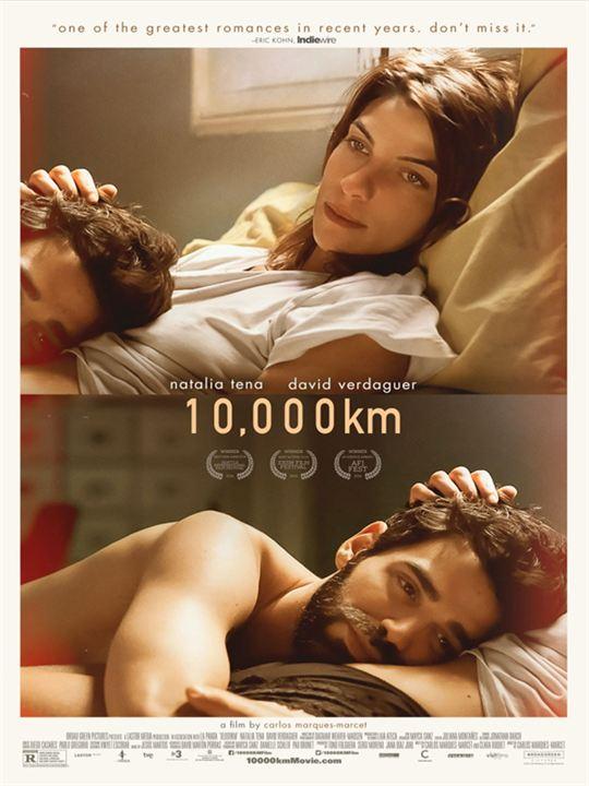 10.000 Km : Poster