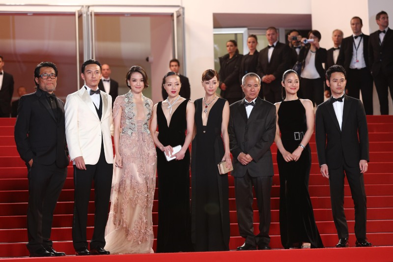 A Assassina : Vignette (magazine) Chen Chang, Hou Hsiao-Hsien, Nikki Hsin-Ying Hsieh, Shu Qi, Yun Zhou