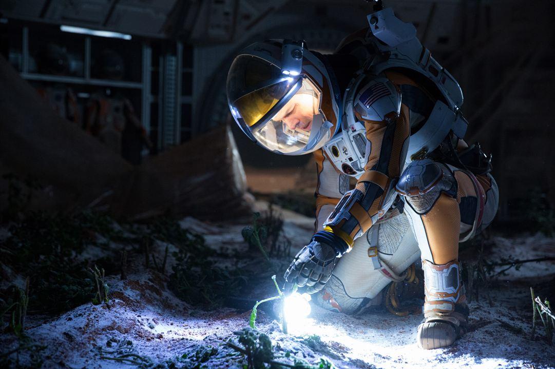 Perdido em Marte : Foto Matt Damon
