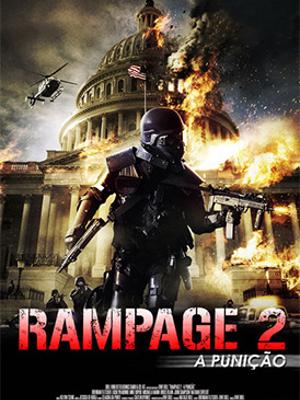 Rampage 2 : Poster