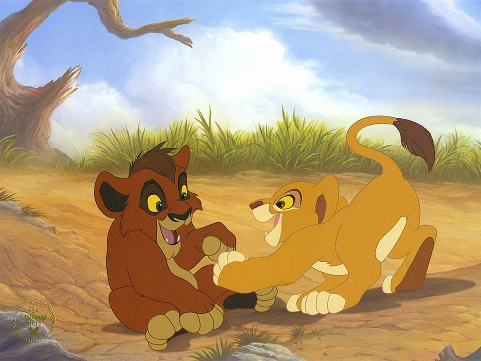 O Rei Leão 2 - O Reino de Simba : Foto