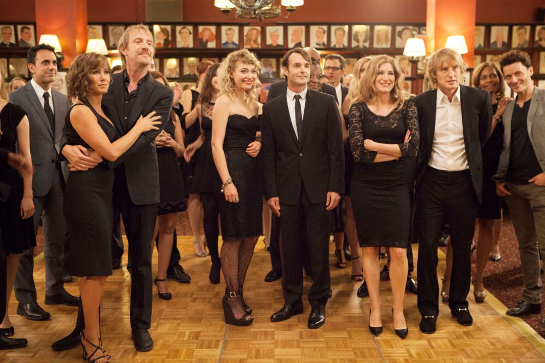 She's Funny That Way : Photo Imogen Poots, Jennifer Aniston, Kathryn Hahn, Owen Wilson, Rhys Ifans