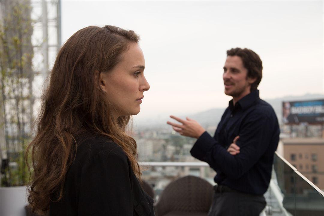 Cavaleiro de Copas : Foto Christian Bale, Natalie Portman