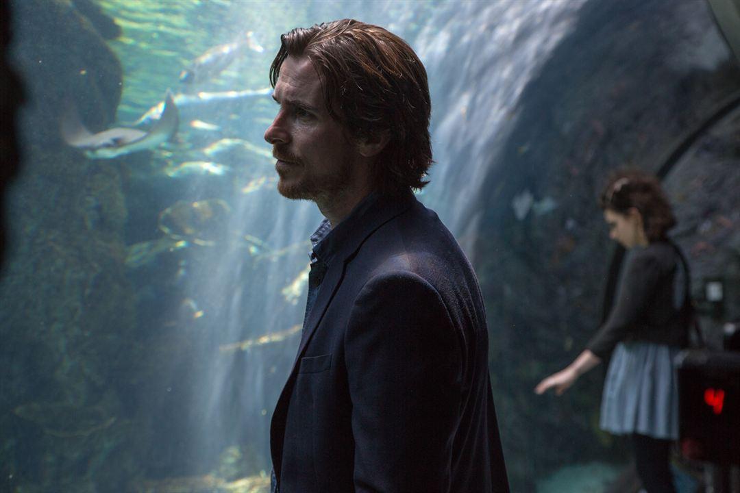 Cavaleiro de Copas : Foto Christian Bale