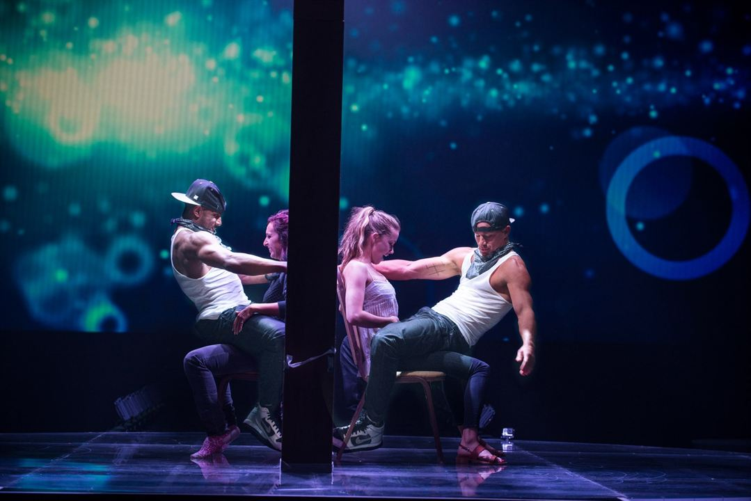 Magic Mike XXL : Foto Amber Heard, Channing Tatum, Stephen Boss