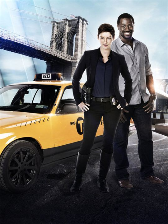 Taxi Brooklyn : Poster
