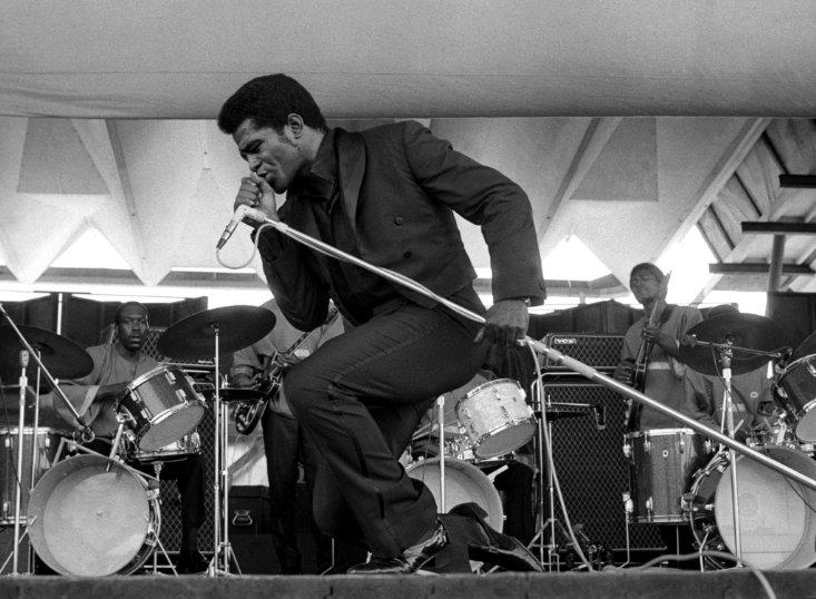 James Brown: Mr. Dynamite : Foto
