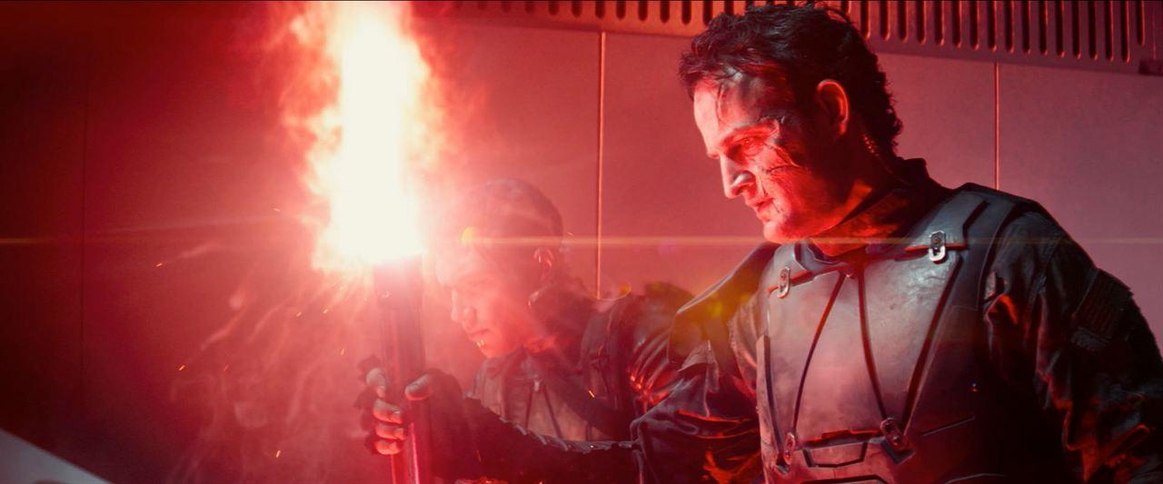 O Exterminador do Futuro: Gênesis : Foto Jai Courtney, Jason Clarke