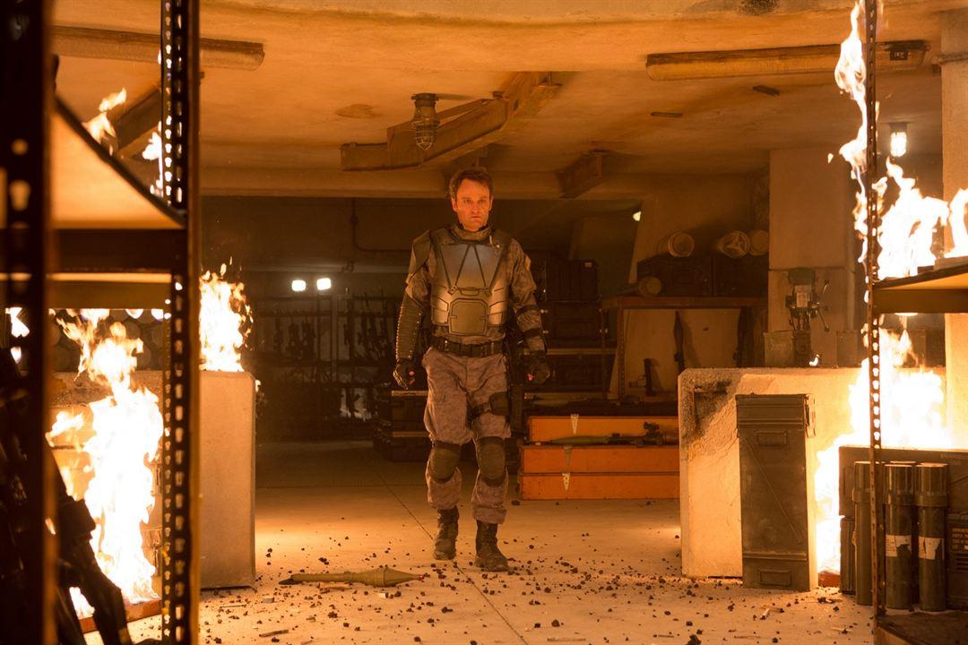 O Exterminador do Futuro: Gênesis : Foto Jason Clarke