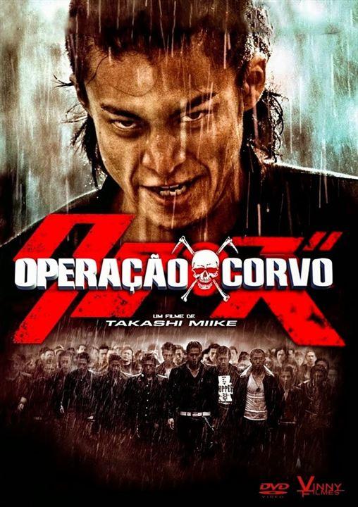 Operação Corvo : Poster