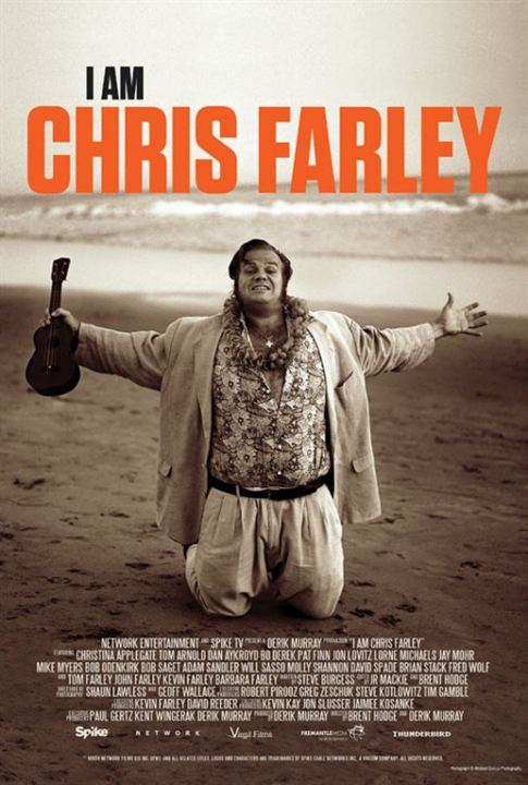 I Am Chris Farley : Poster