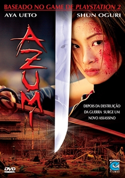 Azumi : Poster